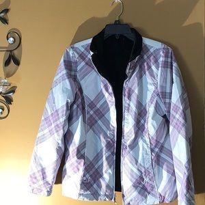 Reversible jacket like new size medium